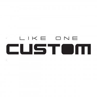 like one custom